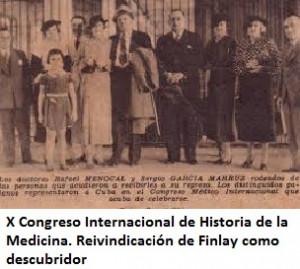 X Congreso Internacional de Historia de la Medicina