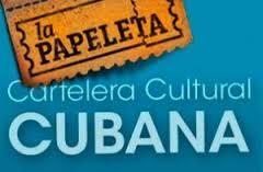 La Papeleta. Cartelera cultural cubana