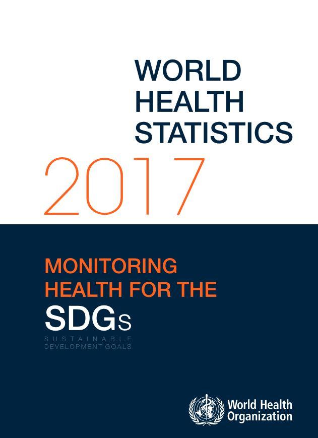Estadísticas Sanitarias Mundiales 2017