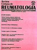Revista Cubana de Reumatología: Vol.19; No.1