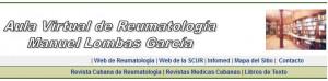 Aula Virtual de Reumatología Manuel Lombas García